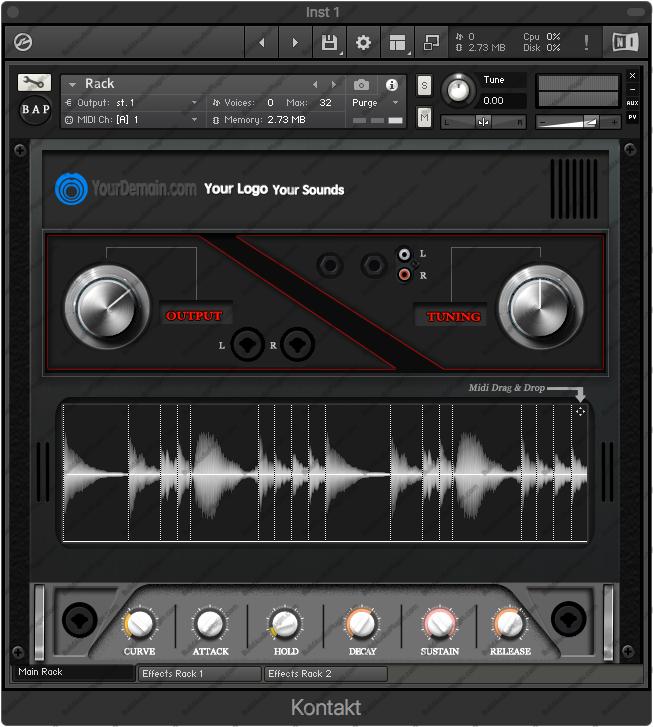Build Virtual instruments