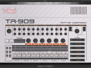 Roland TR-909 Classic
